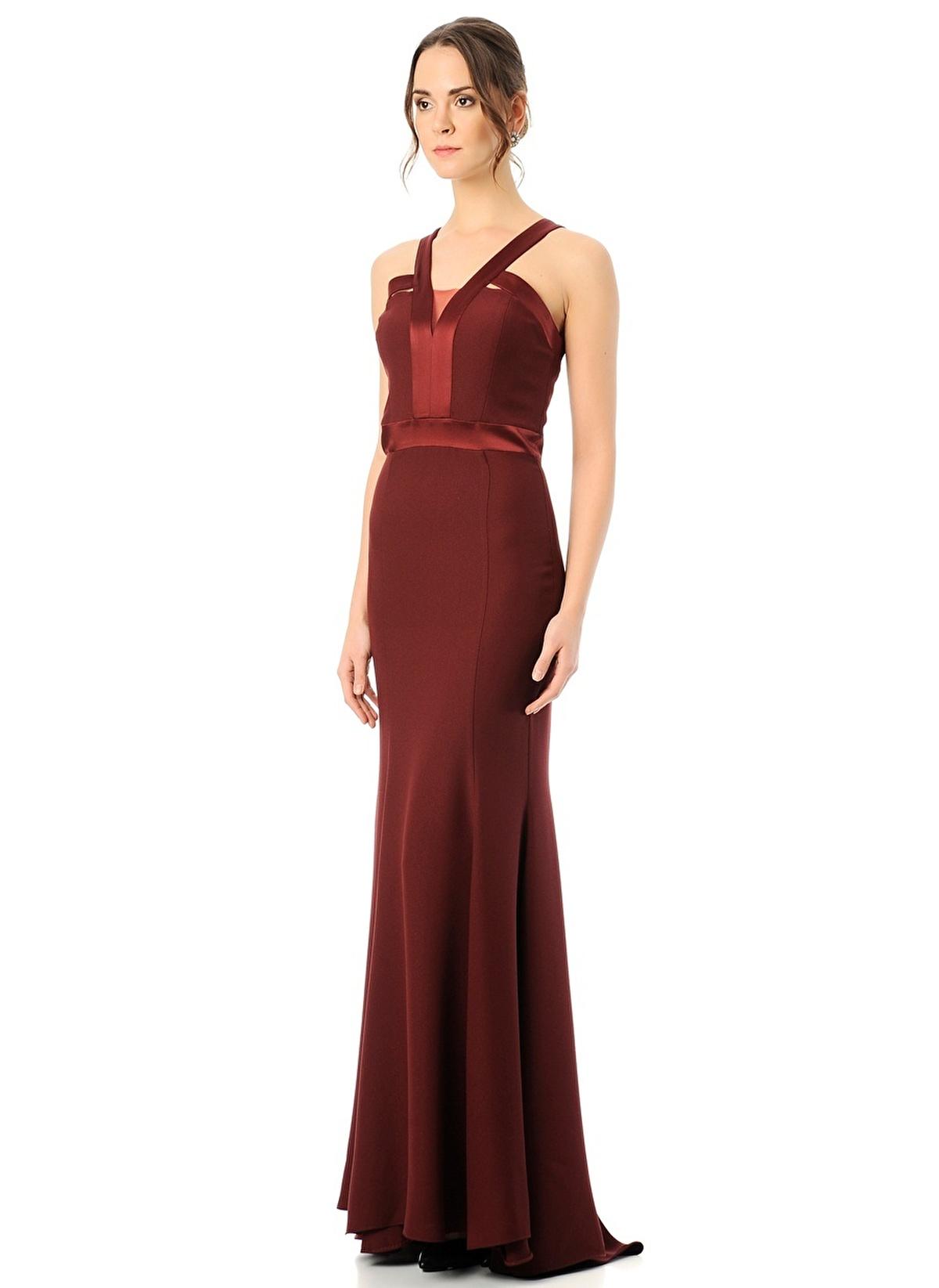 e00fa5ebec015 ParkBravo Kadın Elbise Bordo | Morhipo | 14291636